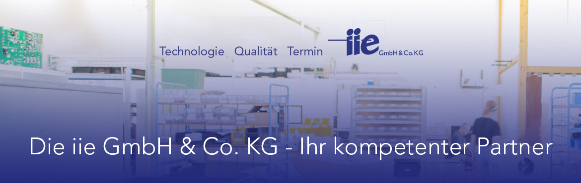 Die iie GmbH & Co. KG - Ihr kompetenter Partner